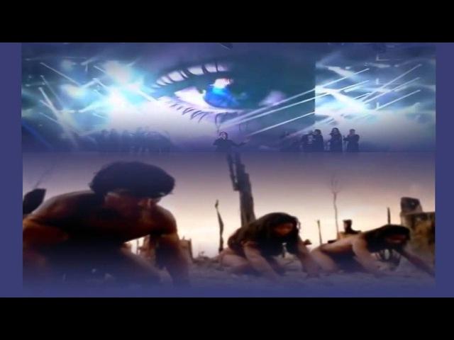 Гела Гуралиа Earth Song - микс с клипом Майкла Джексона