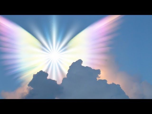 Нежное прикосновение Ангела. Целебная музыка, наполняющая чистой светлой энергией