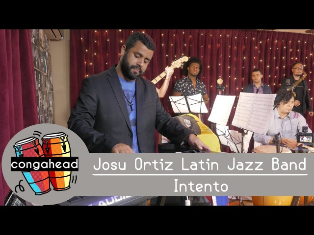 Josu Ortiz Latin Jazz Band performs Intento