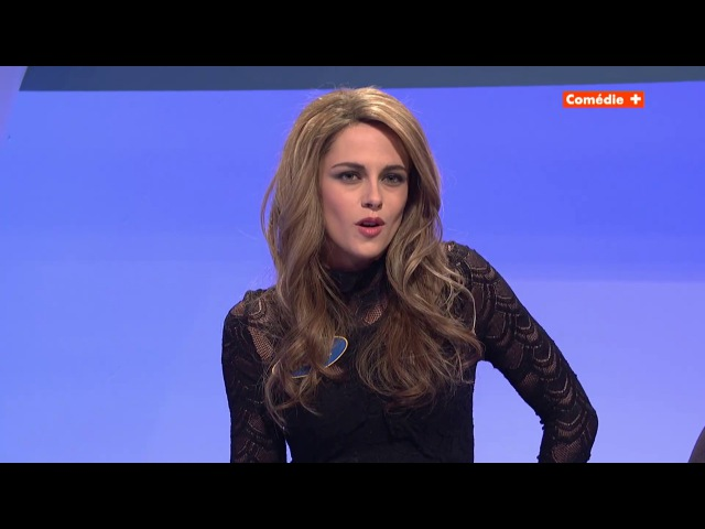 Celebrity Family Feud: Super Bowl Edition, Saturday Night Live avec Kristen Stewart