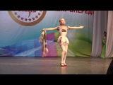 Народный танец.РУССКАЯ КРАСА.Folk dance.THE RUSSIAN BEAUTY.