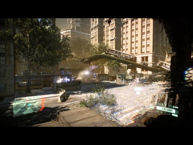 Crysis 2 - Corporate Collapse - Pinger Battle