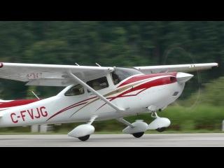 Cessna T182T Skylane Takeoff