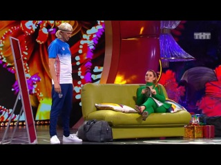 камеди вумен - Comedy Woman Российский футболист вернулся домой после чемпионата Европы 2016
