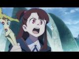 TVアニメ『リトルウィッチアカデミア』第25話「言の葉の樹」予告