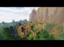 Witcher - Kaer Morhen Castle Minecraft