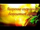 Медитация ЯКОРЕНИЕ СОСТОЯНИЯ БЕЗУСЛОВНОЙ ЛЮБВИ с Т Боддингтон ТетаХилинг AccessBars ВОССОЕДИНЕНИЕ