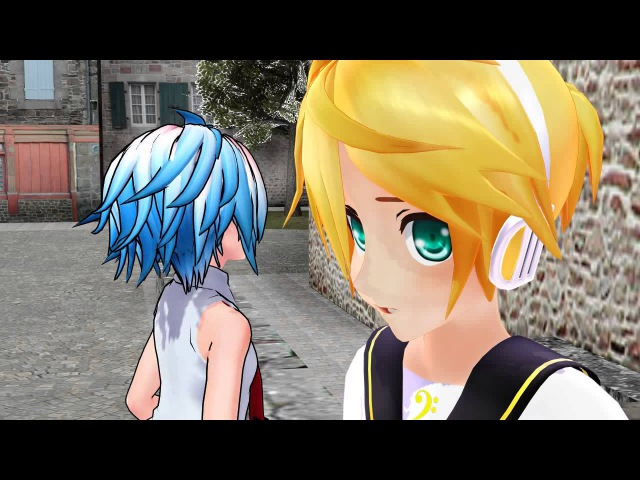 [MMD]Rinto Saves Len Motion DL