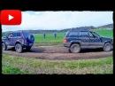 НИВА vs Jeep Grand Cherokee vs УАЗ ПЕРЕТЯГИВАНИЯ Off Road 4x4