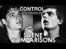 Control 2007 scene comparisons