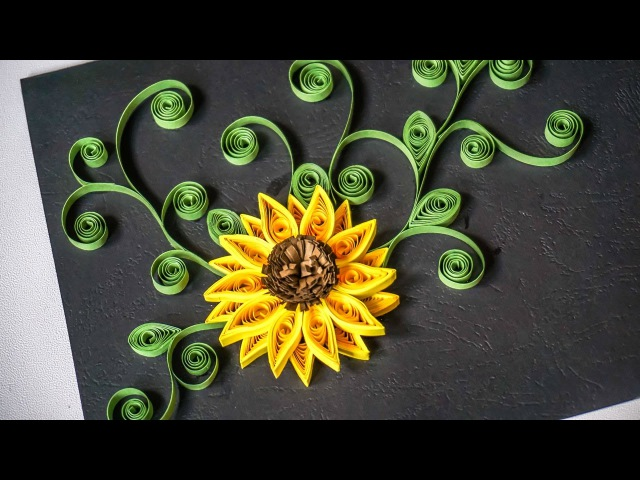 Quilling Card Ideas | Paper Art Crafts | HandiWorks 99