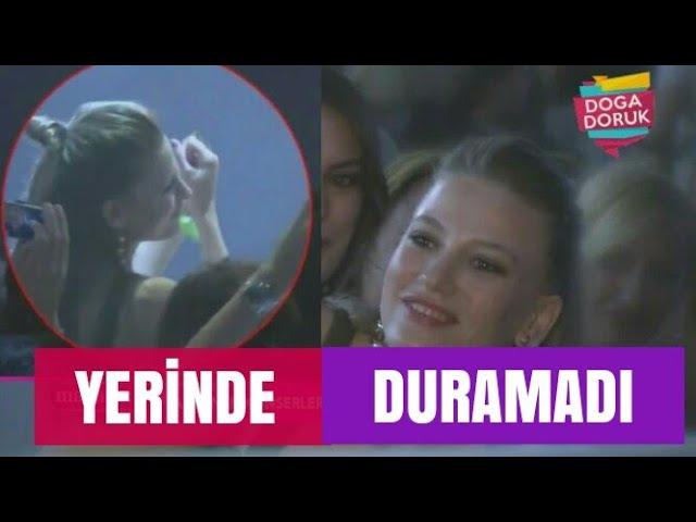 Tarkan Konserine Serenay Sarıkaya'nın Dansı damga vurdu 16 Eylül 2017