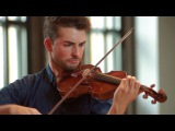J.S.Bach  Violin Solo Sonata No.1 BWV 1001   Adagio &amp Fugue  Niek Baar, Violin