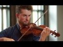 J.S.Bach | Violin Solo Sonata No.1 BWV 1001 | Adagio Fugue | Niek Baar, Violin