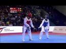 Moscow 2017 World Taekwondo Grand Prix Semifinal -68kg Lee Dae Hoon(KOR) vs Ahmad AbuGhaush(JOR)