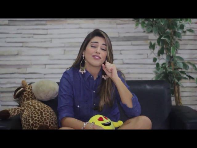 50 fatos sobre mim - Vivian Amorim