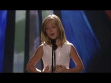 Jackie Evancho - Ave Maria - Final America's Got Talent HD