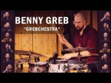 Meinl Cymbals Benny Greb Grebchestra