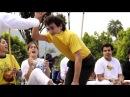 Jogo Mestre Marrom e Adrian (Nzinga) - SABERES : Capoeira Angola, Mulher e Resistência 2017