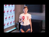 Елена Темникова - Подсыпал ( LIVE на Радио ENERGY)