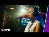 Zara Larsson - Too Good (Drake ft Rihanna cover) in the Live Lounge