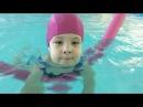 ВЛОГ Плаваем в БАССЕЙНЕ! (We swim in the pool!)
