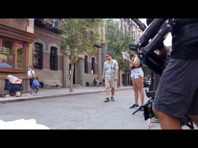 Ariana Grande - Sweet Like Candy Commercial Behind The Scenes