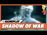 Middle-Earth: Shadow of War Gameplay Presentation | E3 2017 Microsoft Press Conference
