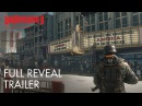 Wolfenstein II The New Colossus — видеоанонс с E3 2017