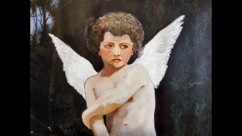TOPofART.Top Reproduction Painting.Cupid.Artist by Buianov Dmitry