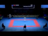 Александра Ферацци (Франция) vs Дилара Бозан (Турция)