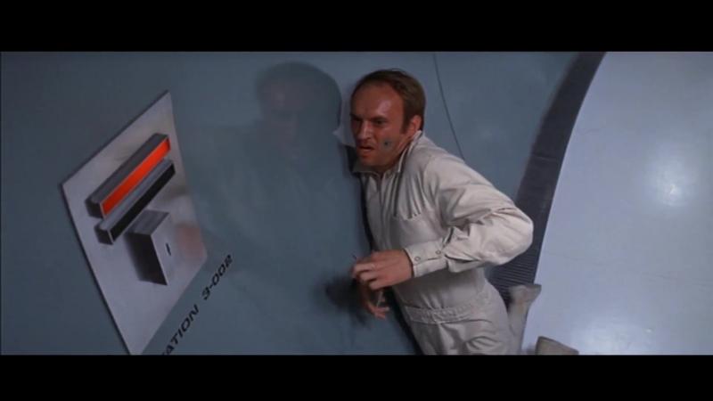 Штамм Андромеда / The Andromeda Strain (1971) Роберт Уайз [Full HD 1080]