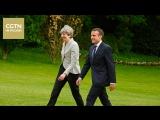 Переговоры по выходу Великобритании из Евросоюза начнутся на следующей неделе