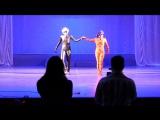 3.9. AniStyle - GavanA, VenM - Miraculous Ladybug - Леди Баг, Кот Нуар - Москва (экшн-дефиле)