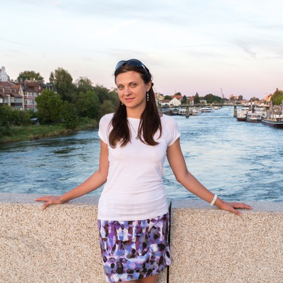 Марина Геращенко