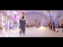 Тяжёлый дым, фонтаны, конфетти и фейерверк на свадьбе в Чебоксарах.
