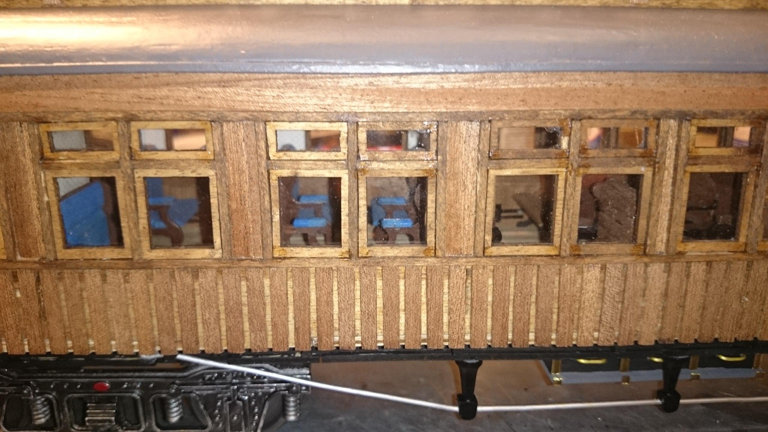 Модель вагона Costa Coach Масштаб 1:32 OcCre (качество фото не очень) OUilP8U_ZTw