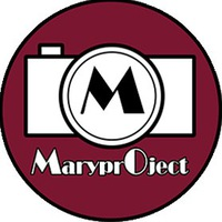 Логотип  Maryproject Фотопроекты, фотосессии, свадьбы