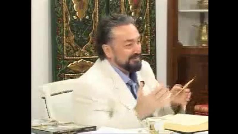 SN. ADNAN OKTAR'IN KRAL KARADENİZ, ADIYAMAN ASU RÖPORTAJI (2009.11.30)