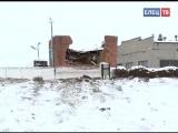 В Ельце «БМВ» врезалась в кирпичное здание- все кто находился в машине, погибли