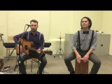 30STM - Where the streets have no name (U2 cover)