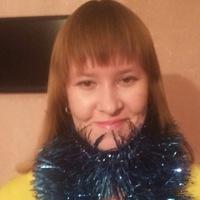 Анкета Таня Григорьева
