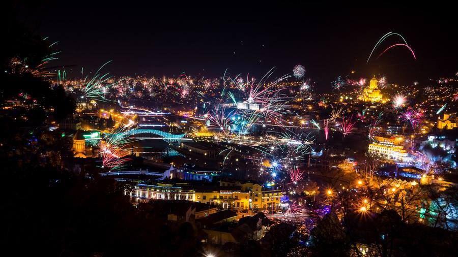 Афиша Пятигорск Новый год в Грузии 30.12.2017-3.01.2018