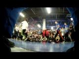 BREAK UNITY _ Батл ливенской команды в Курске