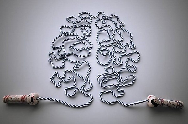 Несколько упражнений для мозга — очень странных, но очень полезных --