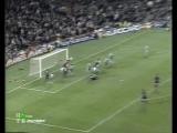 ЛЧ 2001-02 | 1-4 финала | Ответный матч | Барселона - Панатинаикос 3-1 | 2 часть