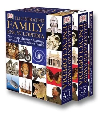 Illustrated Family Encyclopedia