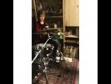 Rockstar Grace Kessler &amp her band