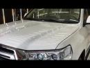 Toyota Land Cruiser 200 V6 под безупречной защитой Ceramic Pro