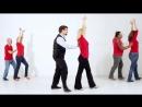 West Coast Swing (WCS) in Dancing Company